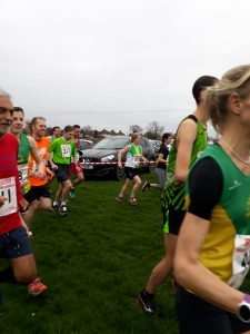 Belvoir Half Marathon Start 2018
