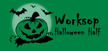 Worksop Halloween Half Marathon October 2018