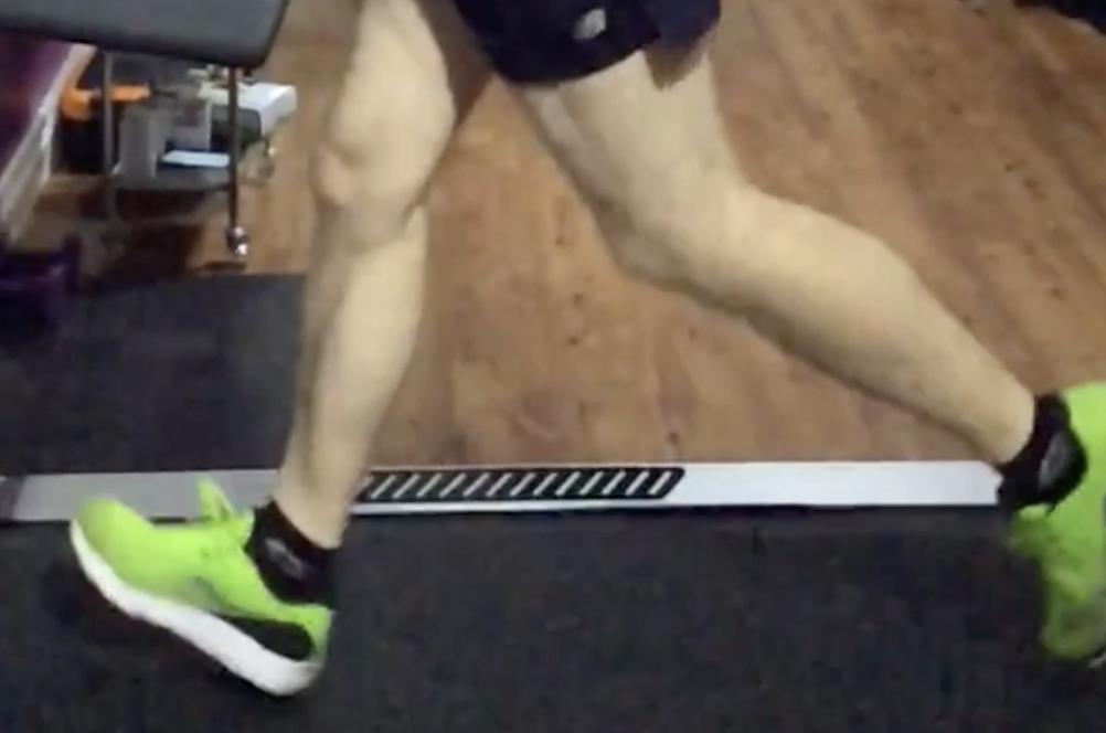How's my running? – Gait Analysis