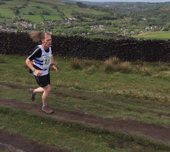 Kinder Downfall Fell Race 2019